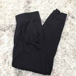 NWT SO Soft Black Jogger Hatchi pants size S